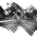 BUDAPEST.  Il respiro delle due città, l'odore freddo della notte. The breath of two cities, the cold smell of the night.